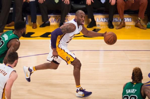 BASKET-NBA-CELTICS-LAKERS