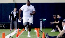 400-Pound Baylor TE LaQuan McGowan Wants to Join the WWE When His NFL Days Are Over (Videos)