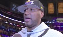 Lamar Odom Says He Wants to Make an NBA Comeback