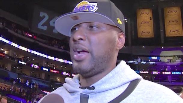 Lamar Odom NBA comeback