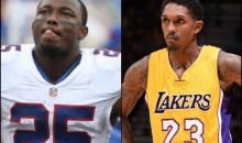 LeSean McCoy & Lou Williams Throw Shots At Each Other On Twitter