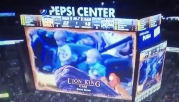Lion King Cam