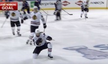 Patrick Kane Scores in Double-OT, Blackhawks Stay Alive With Game 5 Win (Video)