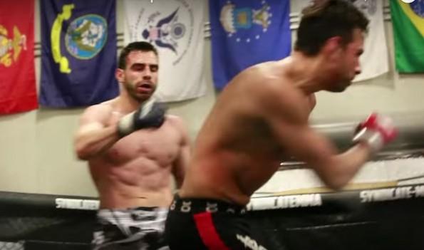 Poker Players MMA Fight