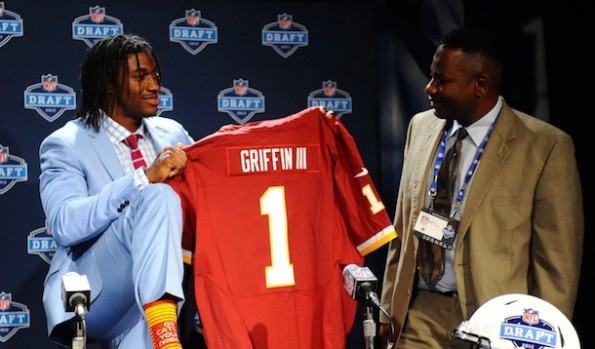 RG3 Drafted