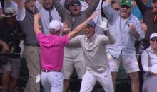 Justin Thomas, Rickie Fowler Drain Back-to-Back Hole-In-Ones at Masters Par-3 Contest (Videos)