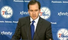 "76ers GM Sam Hinkie Resigns, Internet Says Goodbye to ""Trust The Process"" (Tweets)"