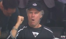 Will Ferrell Gives the World a Hilarious Celebration after Kings' Goal (Video)