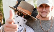 More Photos of Johnny Manziel at Coachella, Including One With a Blunt in His Hand (Pics)