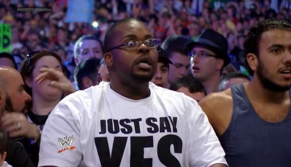 Shocked Undertaker Guy