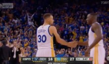 Steph Curry Hits 3 Three-Pointers in One Minute, Reaches 400 For the Season (Videos)