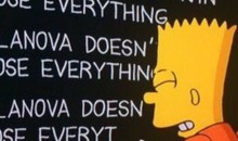 'The Simpsons' Are All-In on Villanova Tonight (Pic)