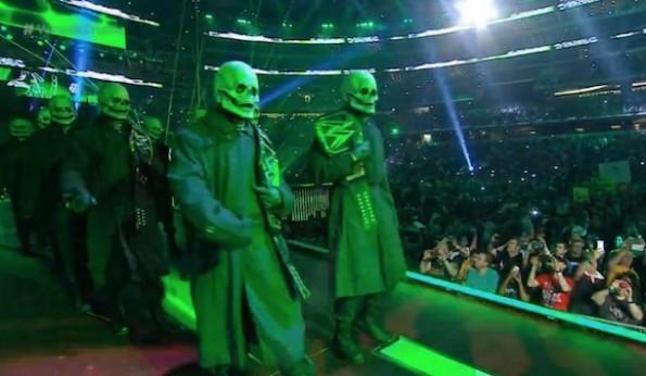 Triple H Entrance - Wrestlemania 32