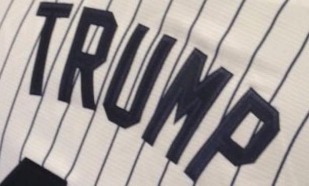 Yankees Fan Wears Custom