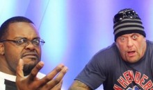 """Shocked Undertaker Guy"" Meets The Undertaker, Poses For Awesome Photo (Pic)"