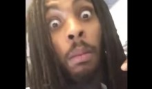 Female Plane Passenger Thinks Waka Flocka is Richard Sherman (Video)