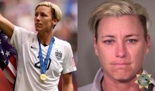 Women's Soccer Legend Abby Wambach Arrested for DUI