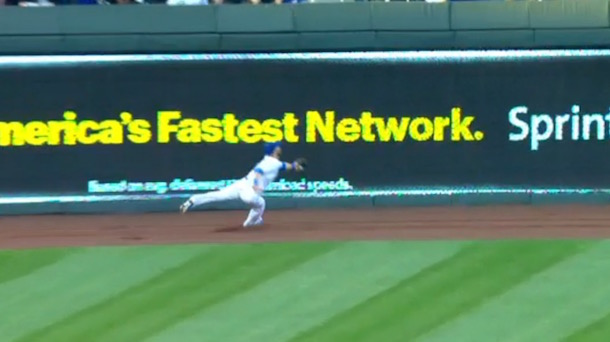 alex gordon catch