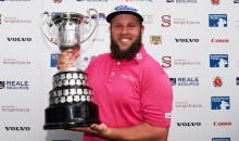 "English Golfer Named ""Beef"" Can't Wait to ""Get Hammered"" After Winning European Tour's Spanish Open (Video)"