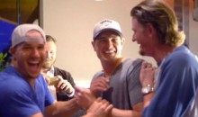 Angels Pranked Garrett Richards into Thinking He Caused a Proposal to Go Bad (Video)