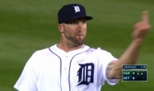 "Detroit Tigers LF Tyler Collins Flips Off Fans: ""F-ck Everybody Here!"" (Video)"