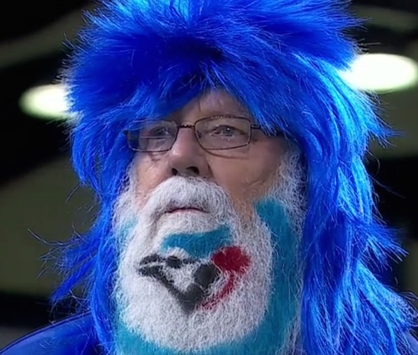 blue jays beard santa