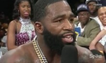 Adrien Broner Calls Out Floyd Mayweather; Floyd Responds With Laughter (Video)