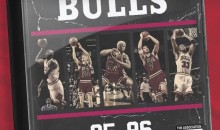 NBA Releases A Chicago Bulls 72-10 Mixtape from the 1995-1996 Season (Video)