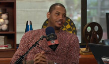 Melo says He Is A Better Scorer Than Steph Curry and LeBron (Video)