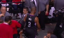 Chris Paul Is Probably Done for the Playoffs with a Broken Hand (Video)