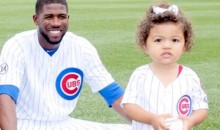 Dexter Fowler's Daughter Is Latest Adorable Sports Baby to Take Internet by Storm (Video + Pics)