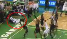 Boston Celtics G Marcus Smart With The Biggest Flop Of 2016 (Video)