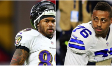 "Steve Smith On Greg Hardy Never Hitting A Woman: ""So She Just Tripped On The Carpet…"""