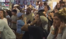 The Agony Of Defeat: Live Reaction At A UNC Bar To The Villanova Game Winner (Video)