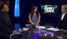 Skip Bayless & Stephen A. Smith Have Emotional ESPN Break-Up (Video)