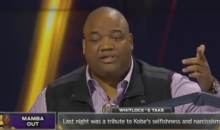 "Jason Whitlock: ""Kobe Is The Most Fraudulent Superstar Celebrity Athlete We've Ever Seen"" (Video)"