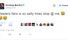 DeAngelo Williams & Vontaze Burfict Get Into A Twitter War Of Words