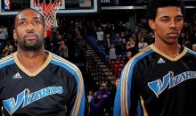 Gilbert Arenas Says Nick Young Needs To Take A Trash Bag & Choke D'Angelo Russell Out