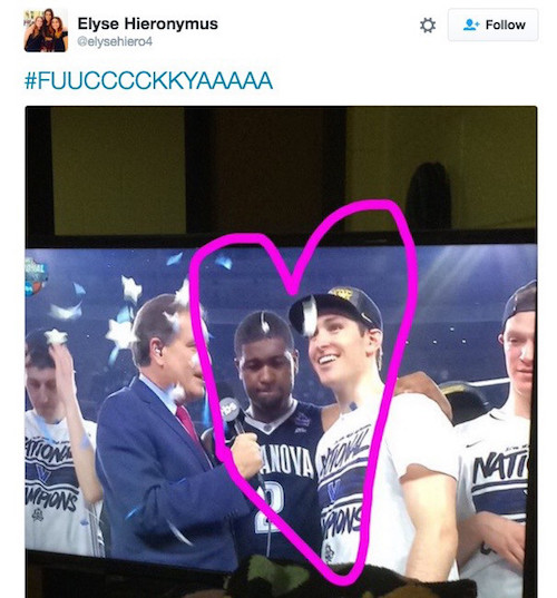 girls tweet love for Ryan Arcidiacono15