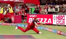 Incredible Cricket Catch from Indian Premier League Reminds Us Cricket Can Be Pretty Awesome (Video)