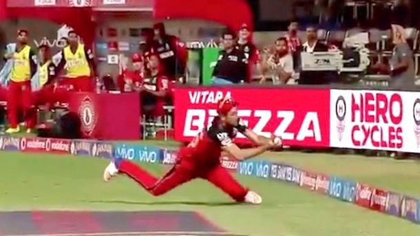incredible cricket catch indian premier league