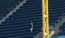 Couple Caught Having Sex During Cleveland Indians Game (Photo)