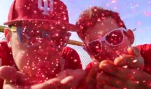 Indiana Hoosiers Baseball Team Parodied a Sorority Recruitment Video