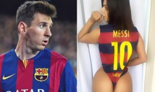 Instagram Model Suzy Cortez (A.K.A. Miss BumBum Brazil) Says Lionel Messi Blocked Her Because His Wife Is Jealous (Pics)
