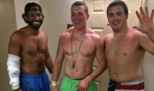Iowa St. Football Players Rescued a Woman from a Sinking Car