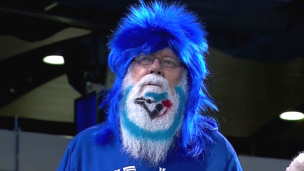 jays santa blue jays beard