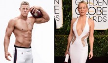 JJ Watt Dating Kate Hudson, Even Though She Used to Date A-Rod and Is a Broncos Fan (Video)