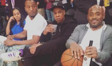 Jay-Z Thought He Had the Ball from Kobe's Final Game. He Didn't. (Video)