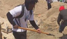 Here's Marshawn Lynch Building a School in Haiti, Like You Do When You're Retired (Pic + Videos)