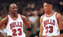 Michael Jordan and Scottie Pippen Congratulate Warriors on 73 Wins (Tweets)